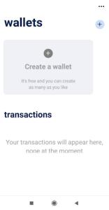 Blue Wallet New Wallet