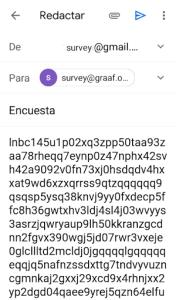 Graaf Survey LN Invoice