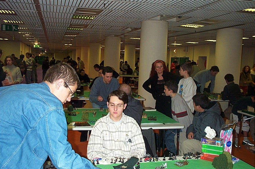 FIJ 2003 - Battle