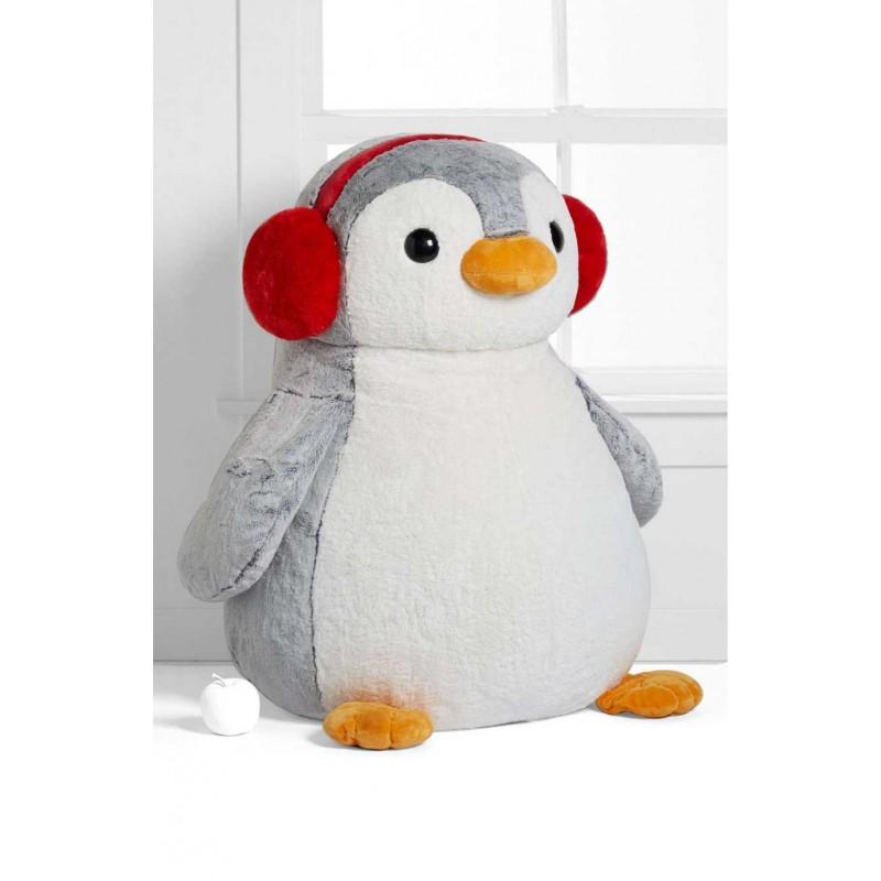 Buy Giant 2 Feet Stuffed Penguin Plush Animal Soft Toy