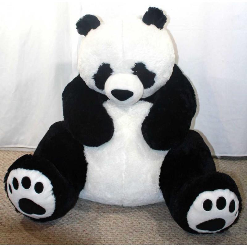 Buy Giant 5 Feet Big Fat Papa Panda Teddy Bear Soft Toy