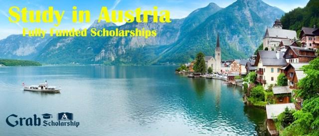 Austria Scholarships for International Students