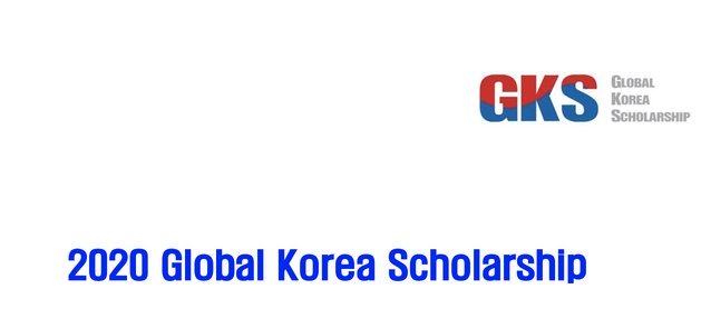 Korean Government Scholarship 2020