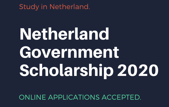 Netherlands Government Scholarship