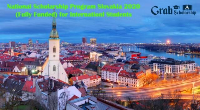 National Scholarship Program Slovakia