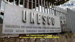 UNESCO Poland Fellowship Program 2020