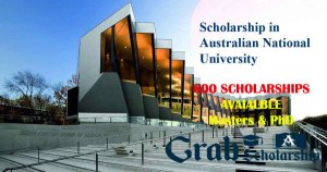 Australian National University Scholarships
