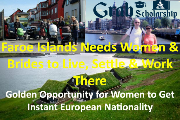 Faroe Islands Need Women