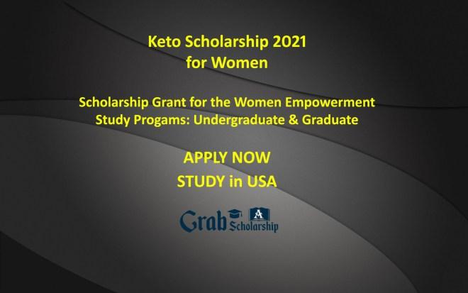 Keto Scholarship 2021