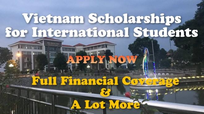 Vietnam Scholarships for International Students
