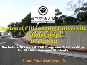National Chiao Tung University Scholarship