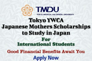 Tokyo YWCA Japanese Mothers Scholarships