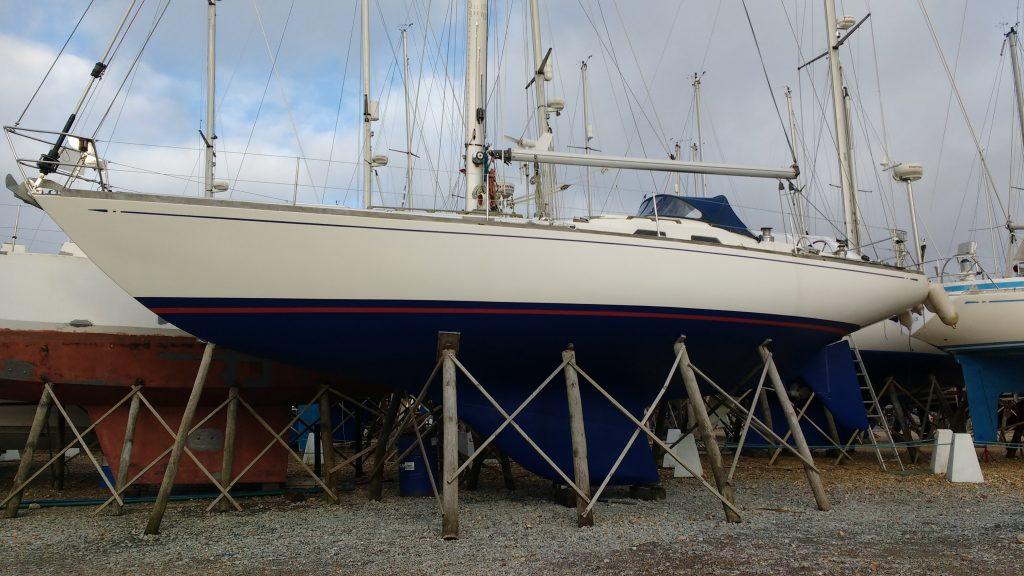 SampS Swan 40 Ready To Go Grabau International