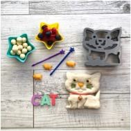 lunch cutters and Grabease Fuss-free mealtimes