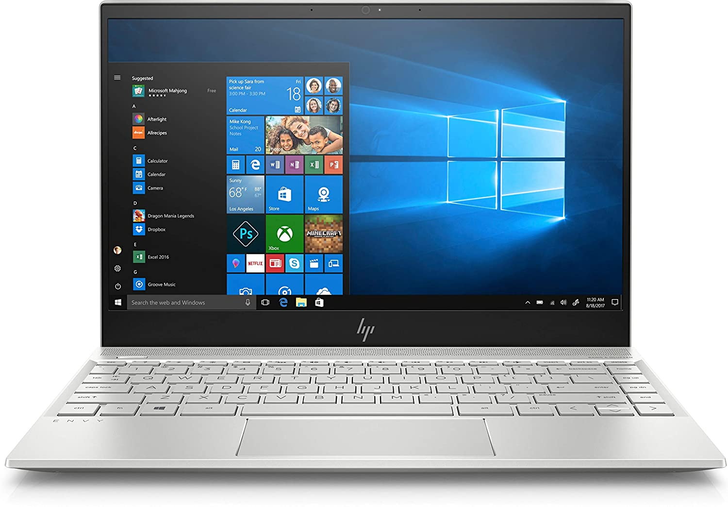 hp envy 13 laptop review