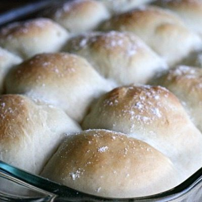 Perfect Yeast Rolls