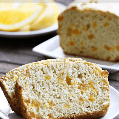 Apricot-Orange Oatmeal Bread