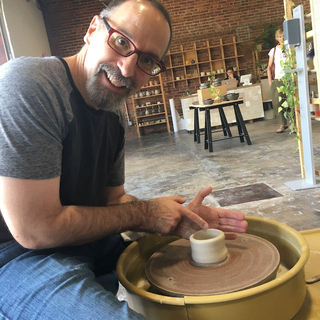 grace and peace radio Jeremiah 18 pottery wheel Anthony Russo