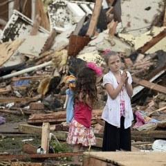 God's Tears and the Tornado