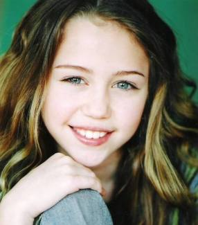 Miley-Cyrus-young