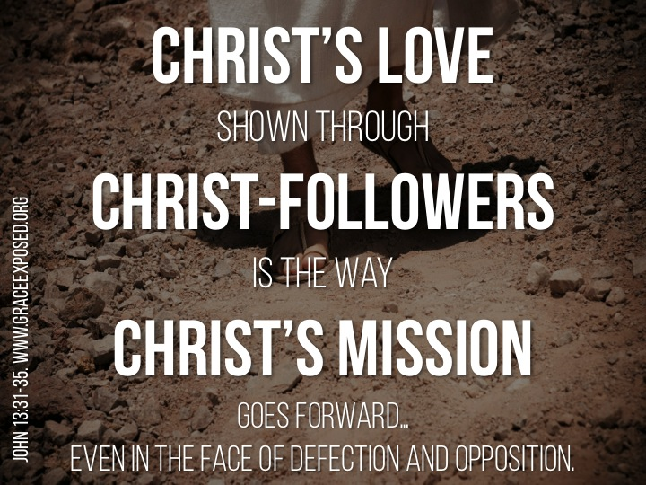 Christ's Love through Christ-Followers