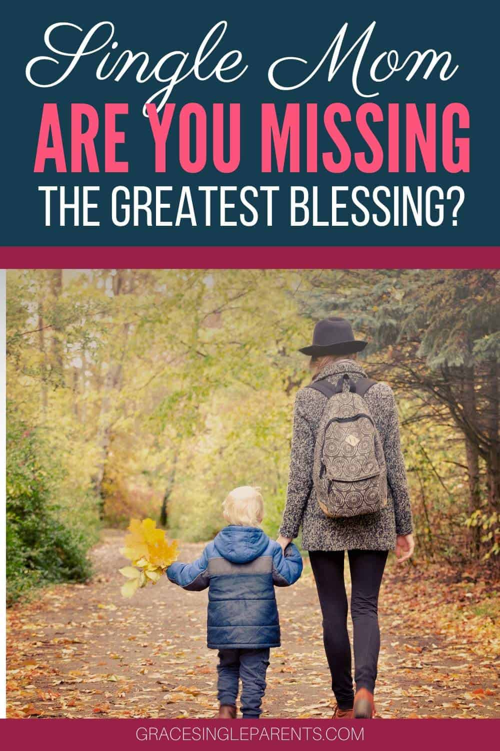 Our Children Can Be the Biggest Blessing in our Singleness