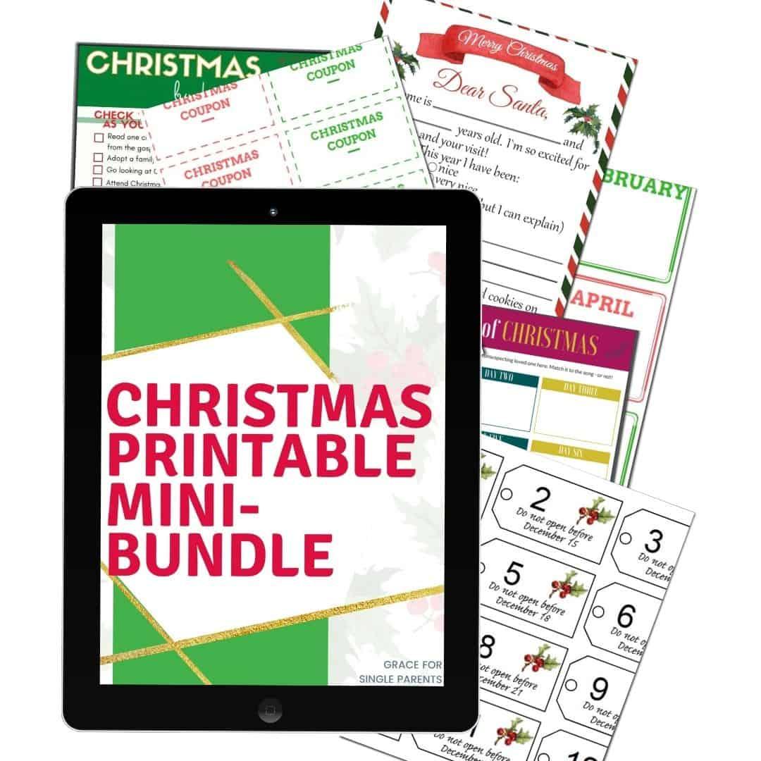 christmas mini bundle