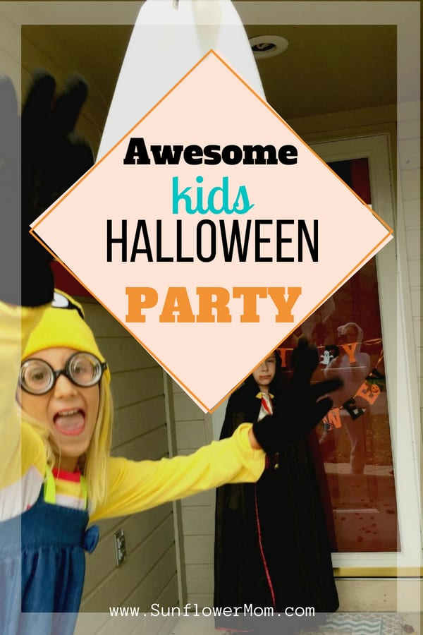 How to Host an Amazing Kids Halloween Party