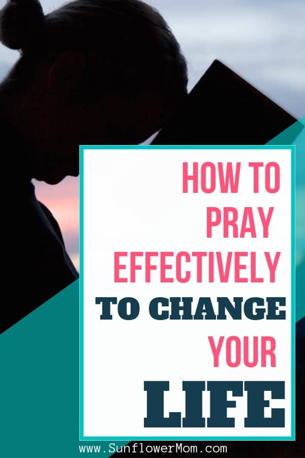 How to Pray Effectively and Keep Your Mind on Track