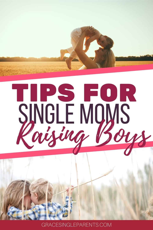 Tips for Single Moms Desiring to Raise Amazing Boys