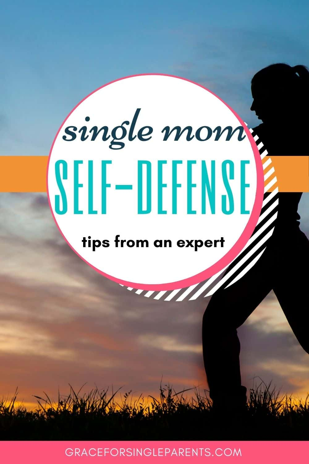 Self-Defense Tips for Single Moms from an Expert