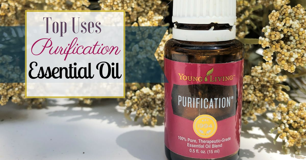 Uses for Purification Essential Oil