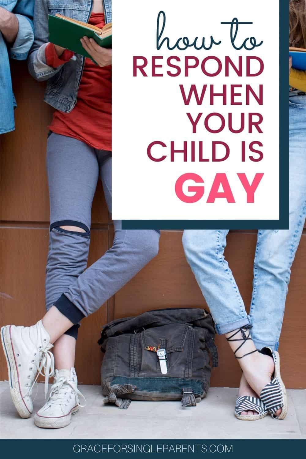 How to Respond When Your Child Says They\'re Gay
