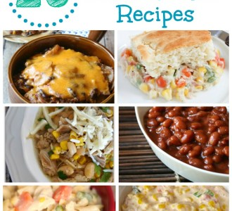 25 Family-Friendly Slow Cooker Recipes on gracefullittlehoneybee.com