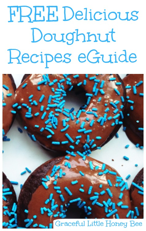 """Download a FREE 35-page eGuide entitled, """"Delicious Doughnuts You Can Make at Home"""" from Craftsy. This eGuide is filled with tips, tricks and recipes for making perfect doughnuts right in your own kitchen."""