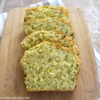 Herb and Cheddar Squash Bread
