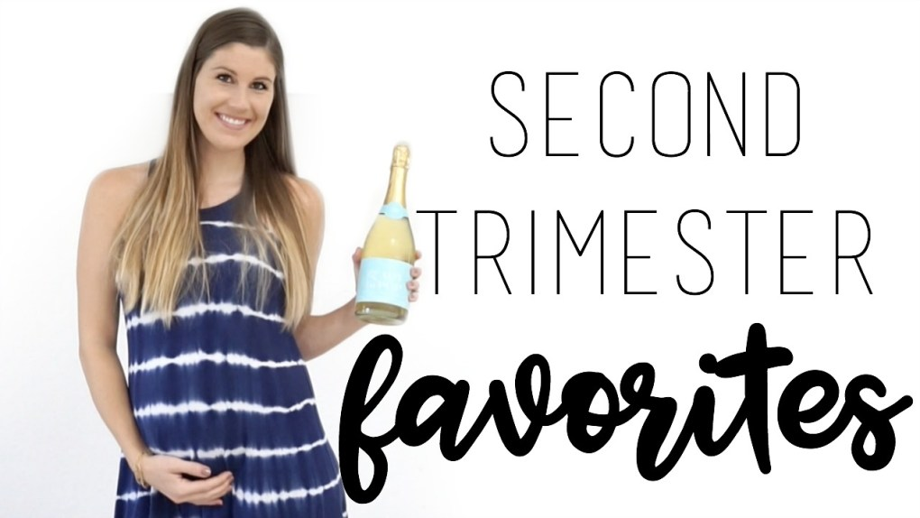 My Second Trimester Favorite Items