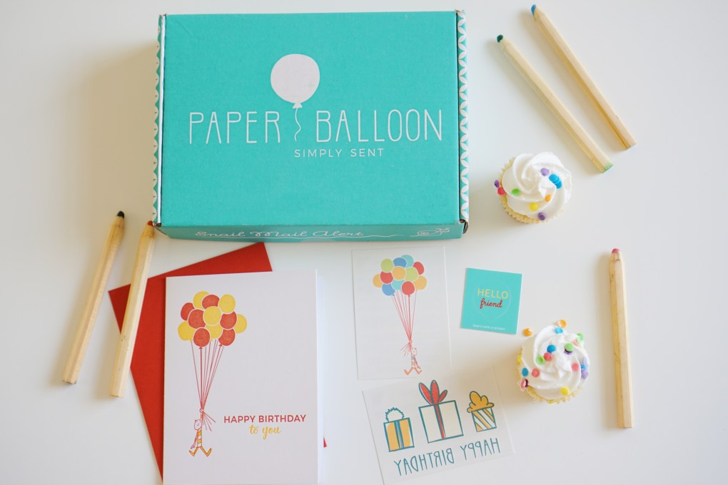 Greeting Card Subscription box! This is genius! Read my full review at gracefulmommy.com