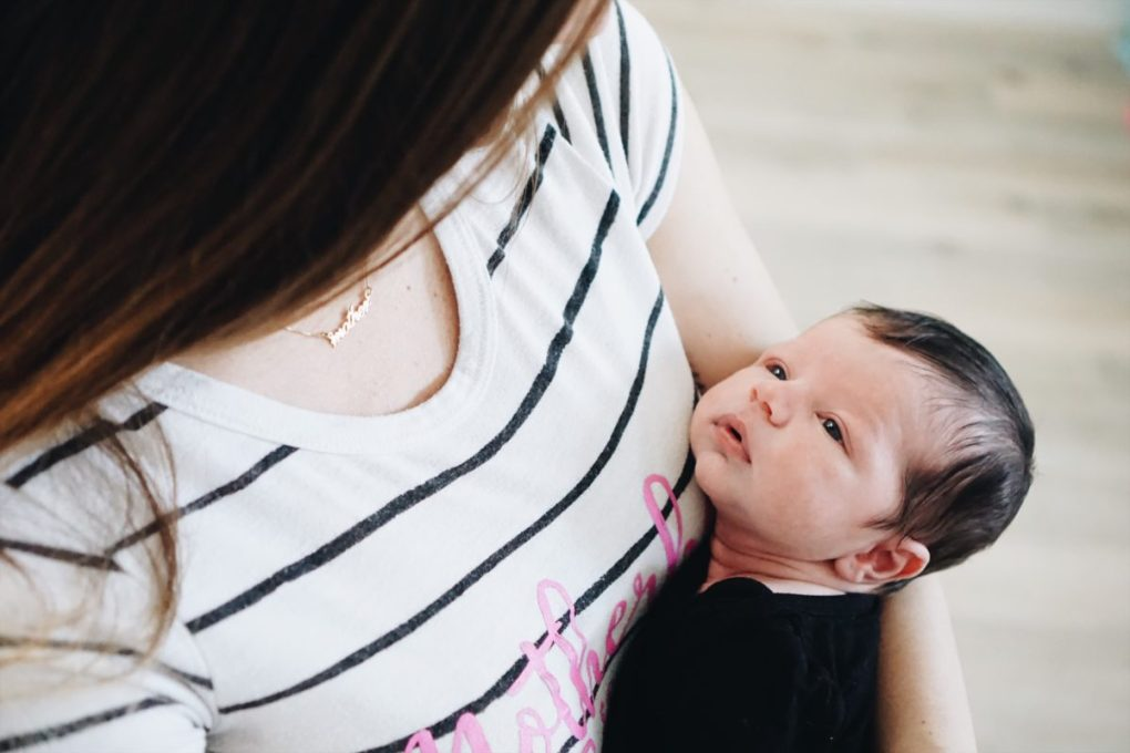 Baby's First Month \\ Graceful Mommy