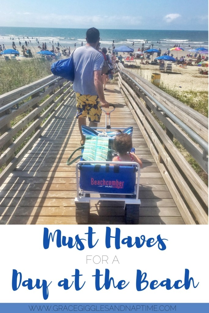 Must Haves for a Day at the Beach