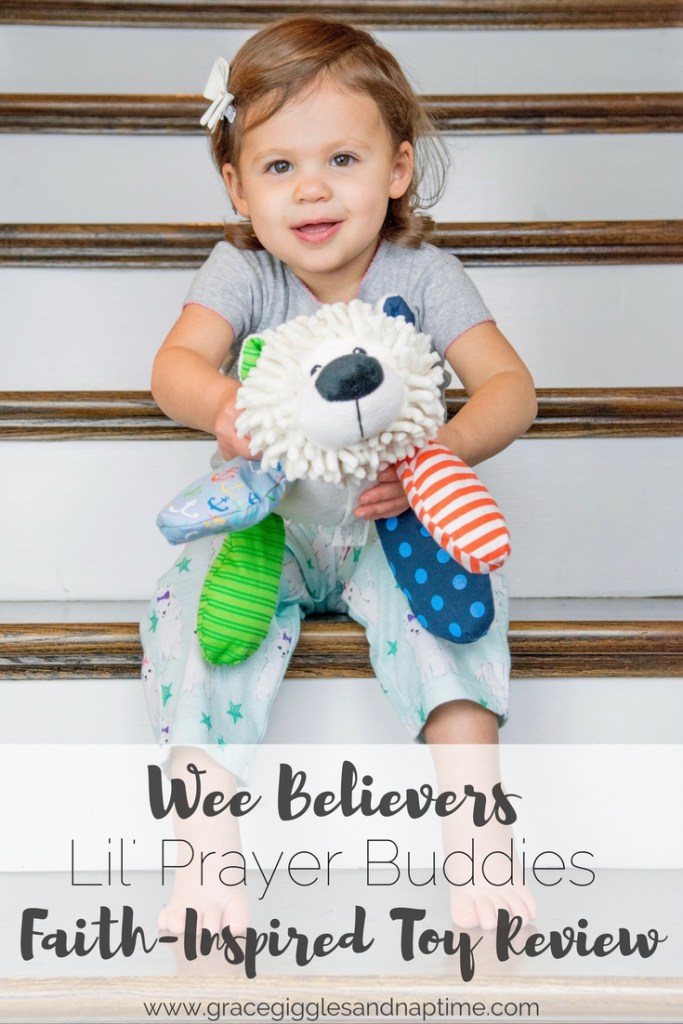 Wee Believers Lil Prayer Buddies Toy Review