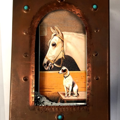 Horse and Dog Box - Alchemy Series