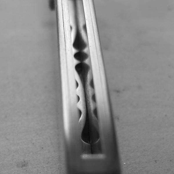 Tweed Corset Knife