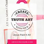 Worship | Jesus Paid It All, All To Him I Owe