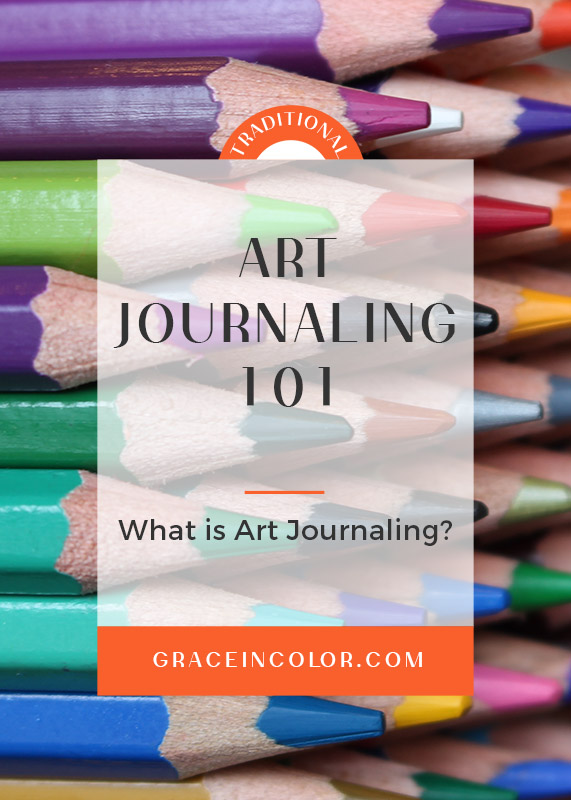Art Journaling 101 | What is Art Journaling?