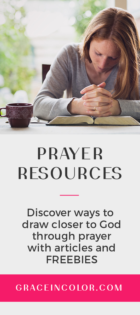 Free Resources to help you improve your Prayer Life