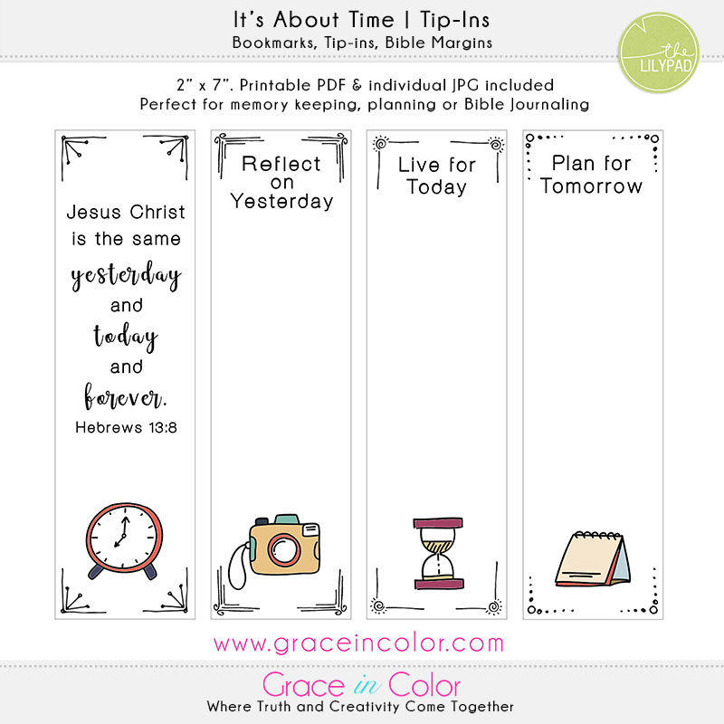 image about Printable Bible Journal Pages titled Absolutely free - Grace within Colour
