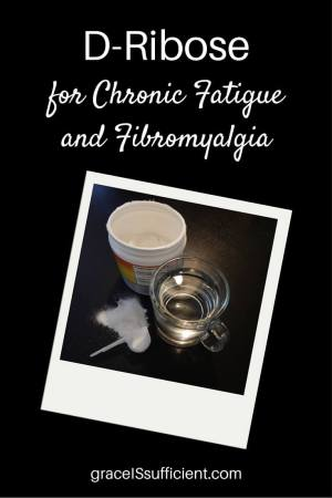 d-ribose for chronic fatigue