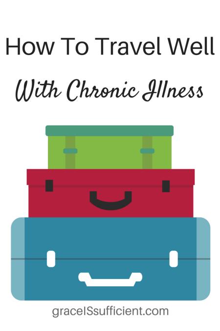 travel with chronic illness