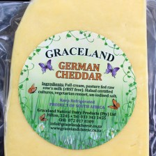 Graceland German Cheddar Cheese